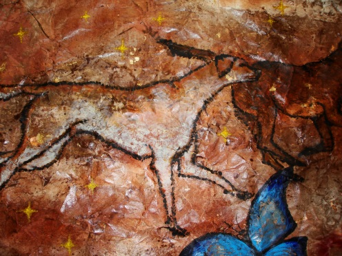 January 2013, Florida, cave painting 039